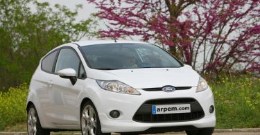 Ford Fiesta 3p Sport