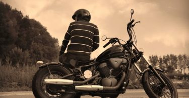 equipamiento casco para moto