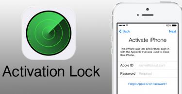 icloud activation locker