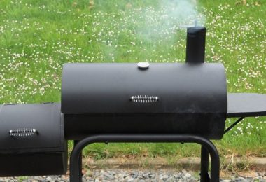 Smoking the Meat