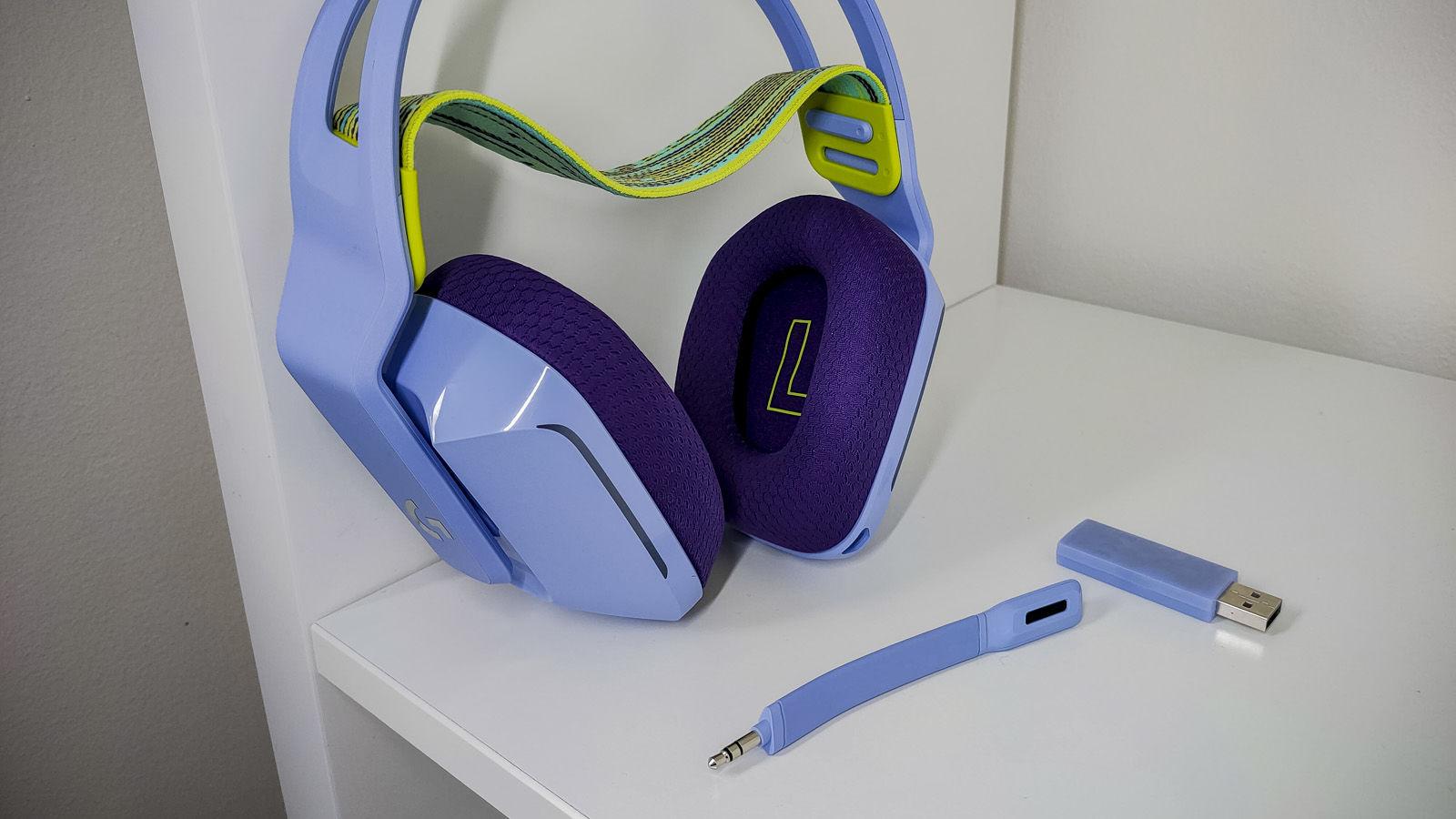 Auriculares Logitech G733