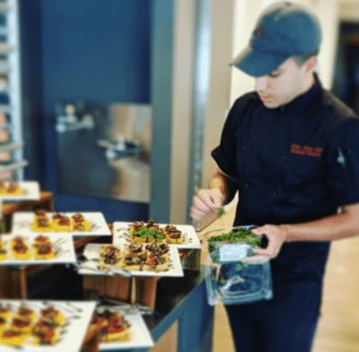 Chef del mes: Ernesto Moreno, chef ejecutivo de Pinterest