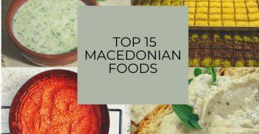 Los 15 mejores alimentos de Macedonia: los platos más populares de Macedonia