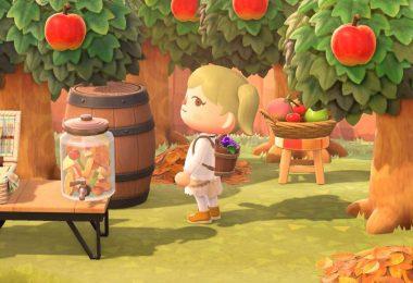 Animal Crossing: New Horizons recibirá otra actualización a finales del próximo mes