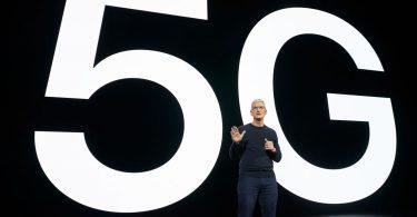 Apple presenta el iPhone 12 compatible con 5G, HomePod más económico