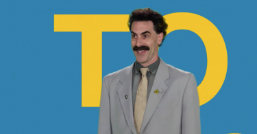 El tráiler de Borat 2 estará disponible pronto, mira el teaser ahora