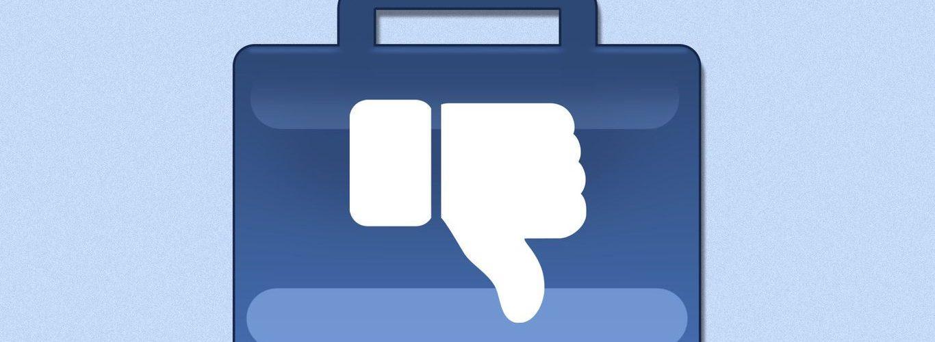 El último dolor de cabeza de Facebook: publicaciones de sus empleados