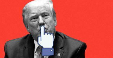 Facebook elimina los anuncios de Trump que vinculan a los refugiados con COVID-19