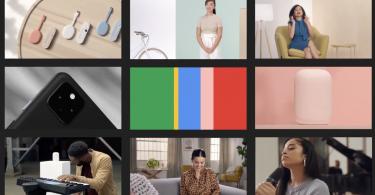 Google presenta Pixel 5, nuevo Chromecast, altavoz inteligente Nest Audio