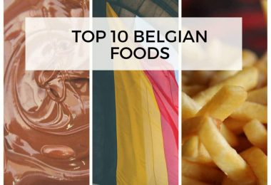 Top Belgian Foods