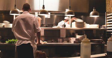 Las lesiones más frecuentes del personal de cocina