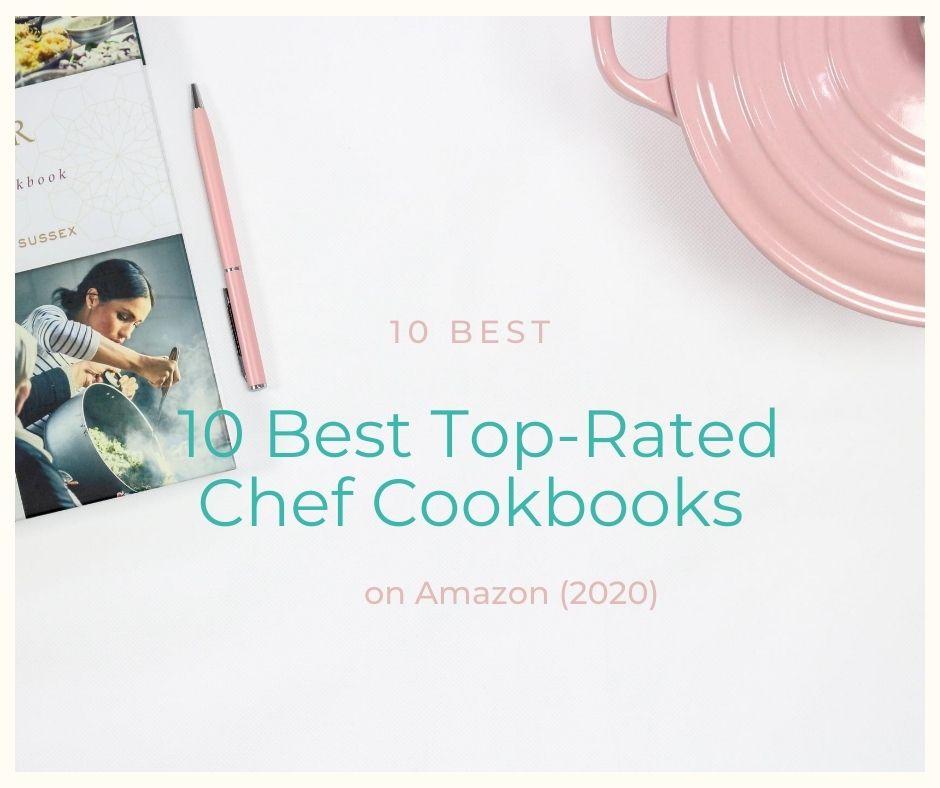 Los 10 libros de cocina de chef mejor calificados en este momento (2020)