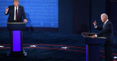 Los candidatos se conectan a Internet para reducir el ruido del debate.