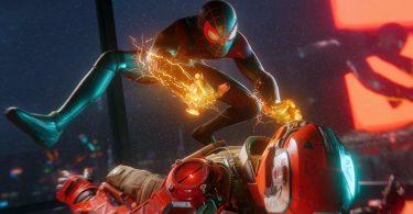 Spider-Man: Miles Morales Saves se puede transferir de PS4 a PS5