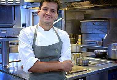 Chef Interviews: Jorge Vallejo