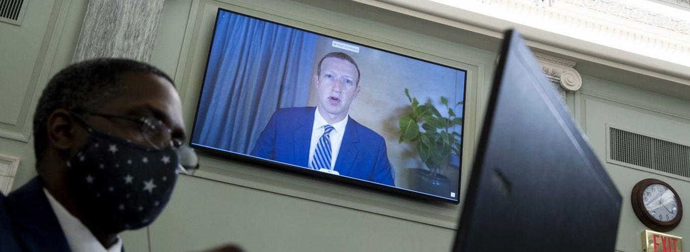 CEOs de Facebook y Twitter para defender a sus empresas en la audiencia del Senado