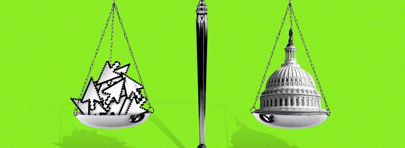 Congresistas acuerdan una agenda tecnológica antimonopolio