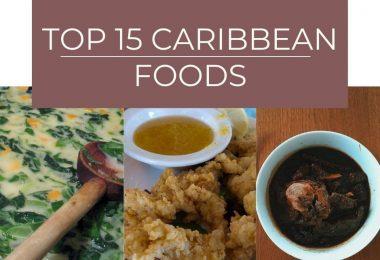Las 15 mejores comidas caribeñas - Chef's Pencil