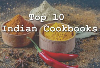 Top 10 Indian Cookbooks