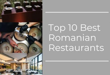 Top 10 Best Romanian Restaurants