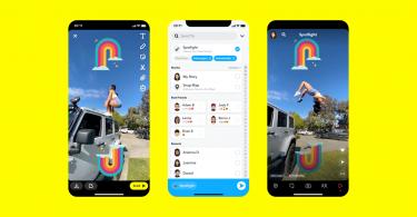 Snapchat lanza Spotlight, un competidor de TikTok