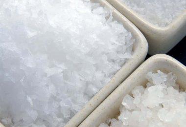 ¿Cuál es la mejor sal para usar?