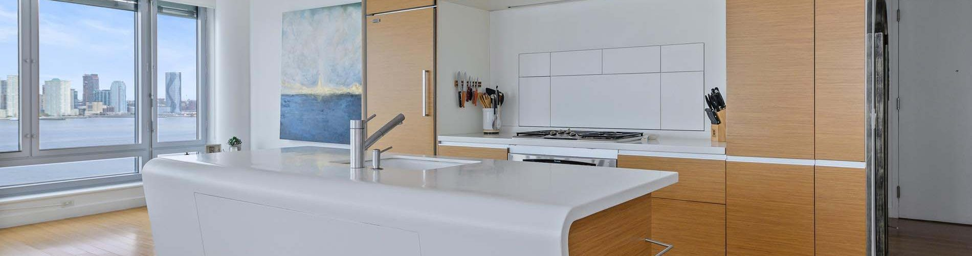 Chic Eco-Minded Kitchen in the Rockwell Riverhouse for You