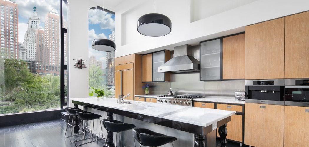 Vicente Wolf Designed Kitchen
