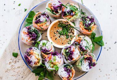 Vegan Rice Sushi