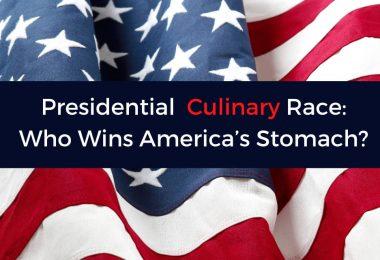Donald Trump vs Joe Biden: mientras la carrera por su corazón, quien gane el estómago de Estados Unidos, Trump gana aplastante