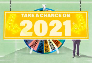Cinco tendencias que darán forma a Estados Unidos en 2021