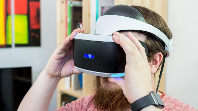 how to use psvr on pc