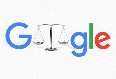 Google niega las afirmaciones antimonopolio del DOJ en la presentación