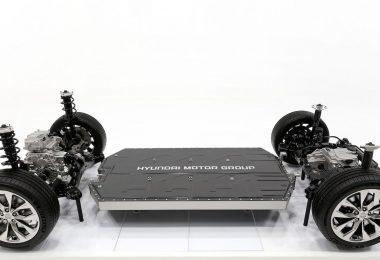 Hyundai avanza en la tecnología de vehículos eléctricos