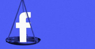 La reversión de Facebook de la suerte de DC