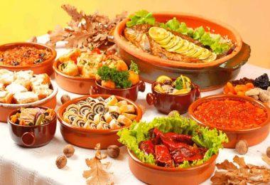 Los 10 alimentos serbios más populares