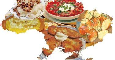 Top 10 Most Popular Ukrainian Foods