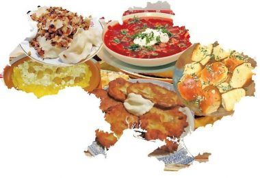 Top 10 Most Popular Ukrainian Foods