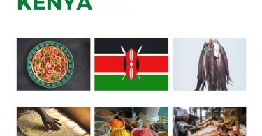 Top foods in Kenya