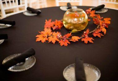 Pieza central de mesa: la pieza central de tu mesa de comedor