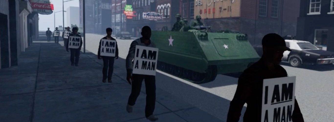 Recrea el racismo en la realidad virtual para combatir el verdadero racismo