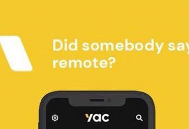 La plataforma de mensajería de audio Yac recauda $ 7.5 millones en la Serie A