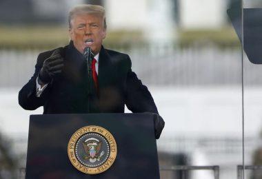 Snapchat bloquea la cuenta de Trump en el caos de Washington