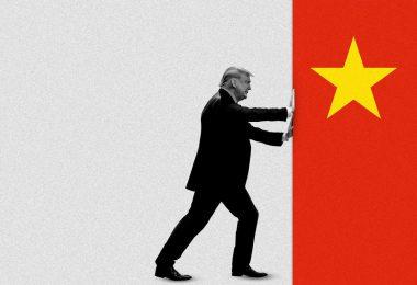 Trump utiliza empresas privadas para aumentar la presión económica sobre China