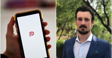 El CEO de Parler, John Matze, dice que la junta directiva de la compañía lo despidió
