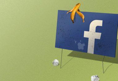 Facebook intenta poner fin a su historia de amor y odio con la política