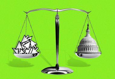 Las preocupaciones antimonopolio de las grandes tecnologías estimulan el impulso bipartidista en el Congreso