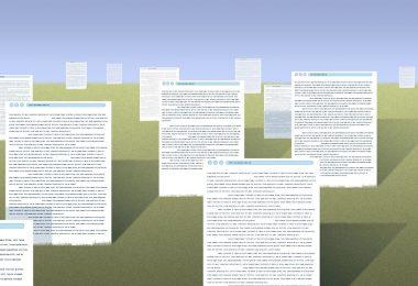 Los editores ven una nueva vida en la antigua web abierta
