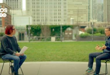 CEO de Fitbit: los dispositivos portátiles pueden detectar COVID y más