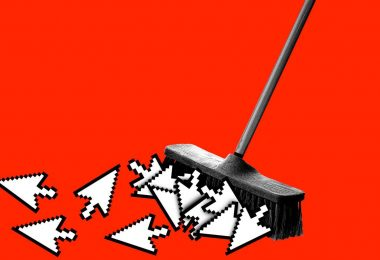 El gran acto de eliminar la desinformación de las redes sociales